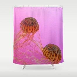 jellyfish Wonderful Shower Curtain