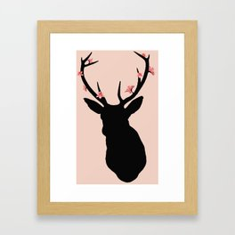 Jily Framed Art Print