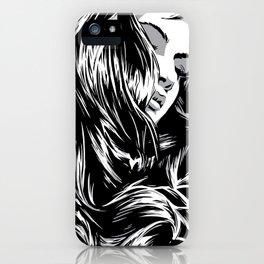 RZP Girl iPhone Case
