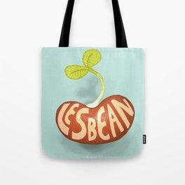 lesb(e)an Tote Bag