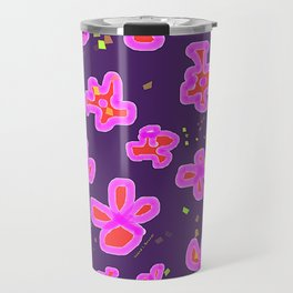 FLOWER BUDS ABOUND Travel Mug