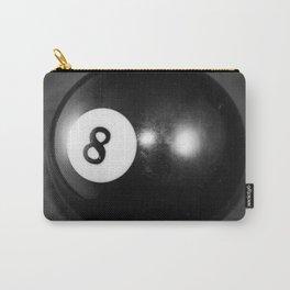 Dark 8 Ball Carry-All Pouch