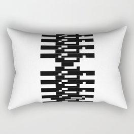 ASCII All Over 06051302 Rectangular Pillow