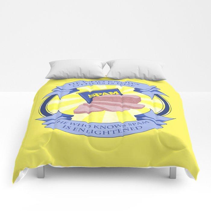 The Spam of Enlightenment Comforters