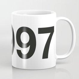 1997 Coffee Mug