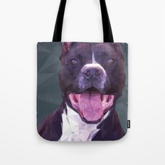 Boss Dog Tote Bag