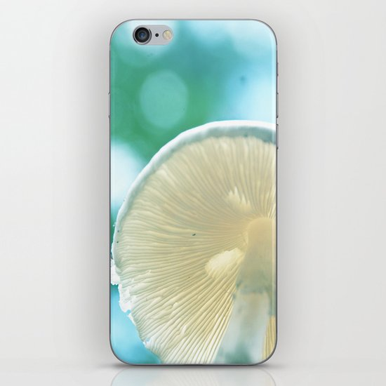 A Bug's Beach Umbrella iPhone & iPod Skin
