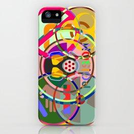 HAZMAT 01 iPhone Case