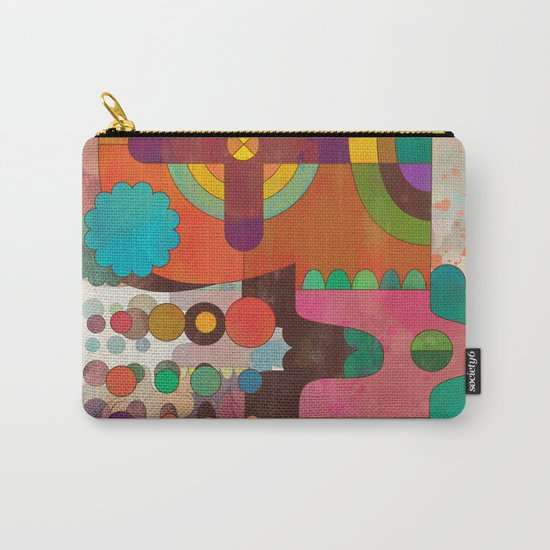 The Letter G Carry-All Pouch
