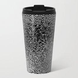 WWaves Metal Travel Mug