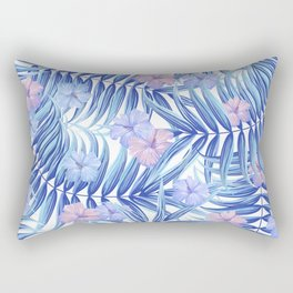 Hawaiian Pattern Rectangular Pillow