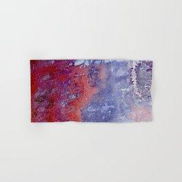 Rusted Metal Boiler rustic decor Hand & Bath Towel