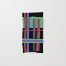 Abstract #407 Hand & Bath Towel