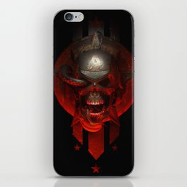 Hail Hydra iPhone Skin