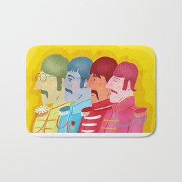 John, Paul George and Ringo Bath Mat