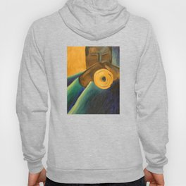The Trumpet Player Hoody