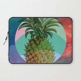 Pineapple Poster Art Laptop Sleeve