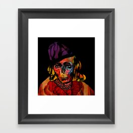 081217 Framed Art Print