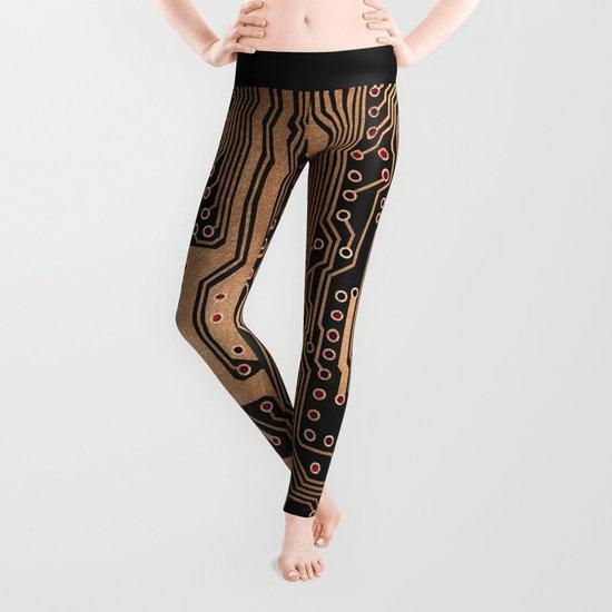 PCB / Version 3 Leggings