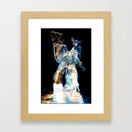 Connie's Spirit  Framed Art Print