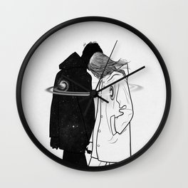 Lost and found. Wall Clock
