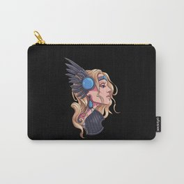 Valkyrie - Chooser Of The Slain - Viking Carry-All Pouch