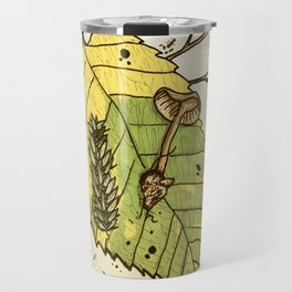 Broken Twigs Travel Mug