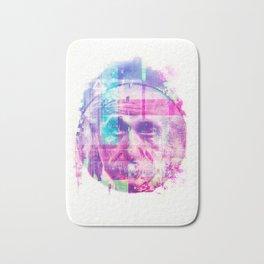 Artistic LXX - Albert Einstein Bath Mat