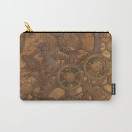 Rusty Gears Carry-All Pouch
