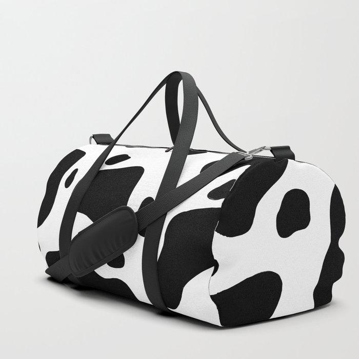 Cow Hide Sporttaschen