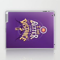 Better from a distance Laptop & iPad Skin