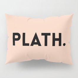 Sylvia Plath Pillow Sham