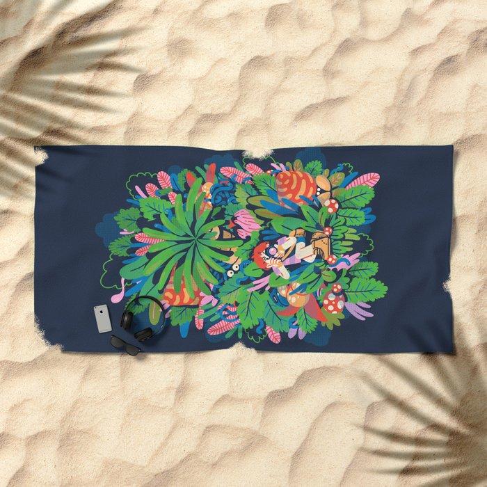 Oh Snap! Beach Towel