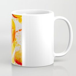 Orange Study Coffee Mug