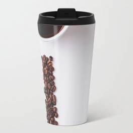COFFEE - BEANS - CUP - PHOTOGRAPHY Travel Mug