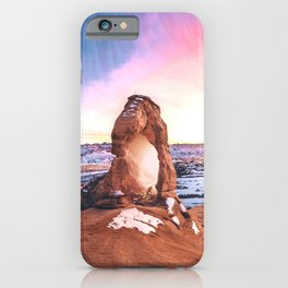 Into the Arch-The Cave iPhone Case