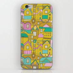 Pattern Project #2 / Happy Town iPhone & iPod Skin