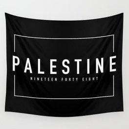 Palestine x Minimalist Wall Tapestry