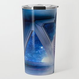 Terry and Char in Space Travel Mug
