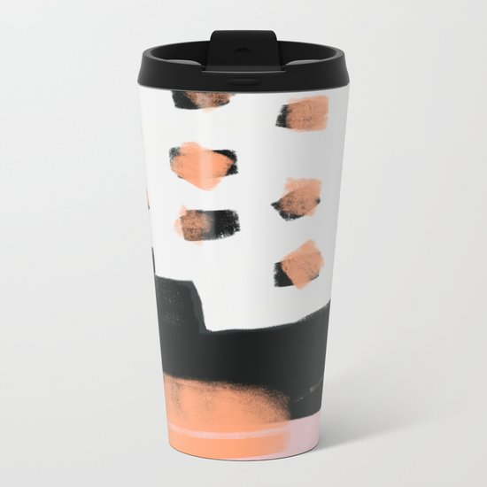 Nupastel Metal Travel Mug