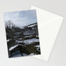 Snowy Züschen Stationery Cards