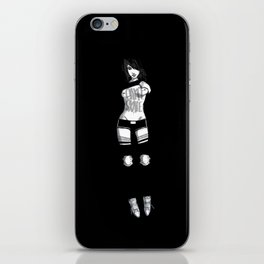 Can't Skate iPhone Skin