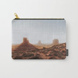 Monument Valley / Utah Carry-All Pouch