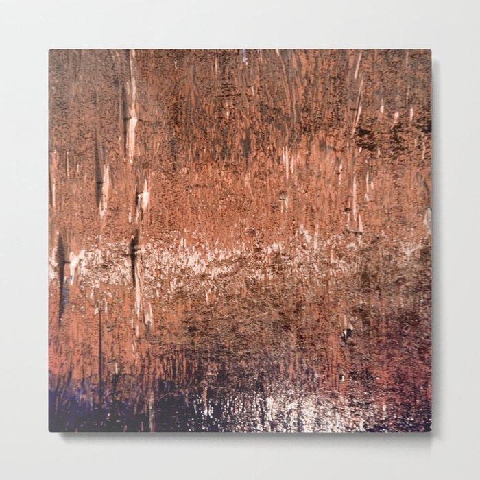 Wood Texture #4 Metal Print