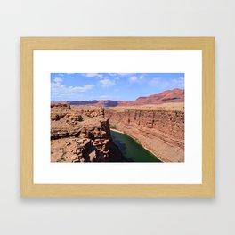 Colorado River Framed Art Print
