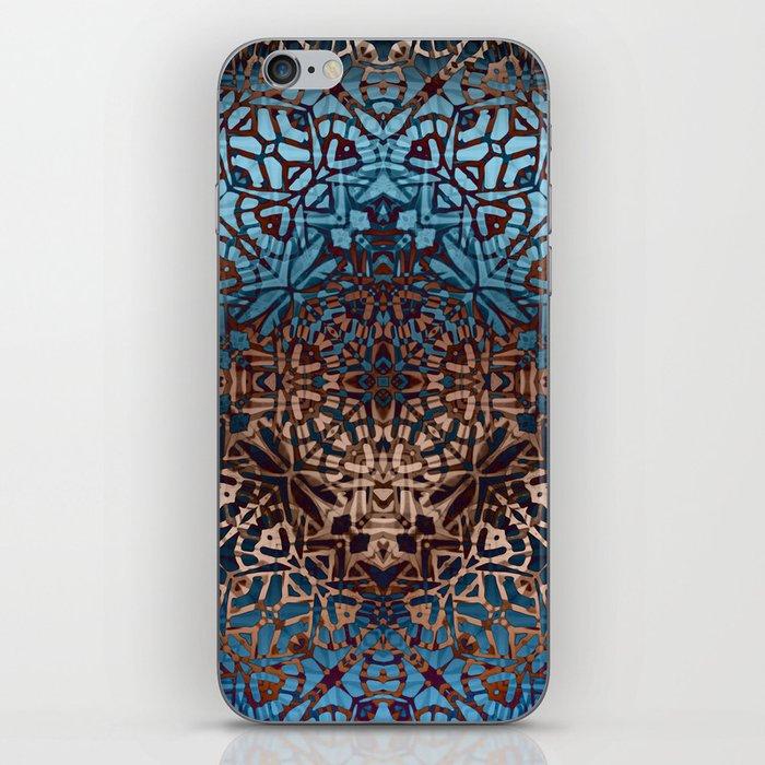 Ethnic Tribal Pattern G329 iPhone Skin
