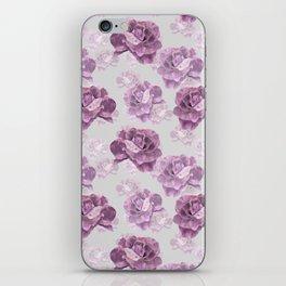 Zephyr roses iPhone Skin