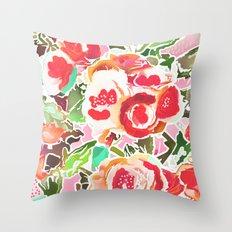 Always in Bloom #society6 #decor #buyart Throw Pillow