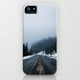 Icefield Parkway iPhone Case