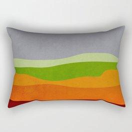 Mountains 10 Rectangular Pillow